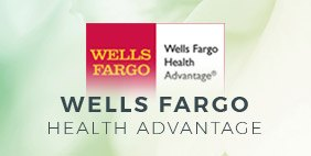Wells Fargo health advantage logo